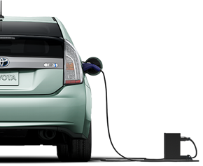 wat is een plug-in hybride auto - Toyota Prius plug-in hybrid