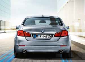 BMW 5 activehybrid 1