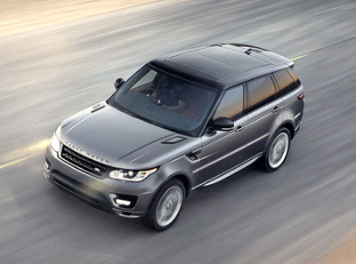 land rover range rover sport hybrid alle elektrische auto 39 s. Black Bedroom Furniture Sets. Home Design Ideas