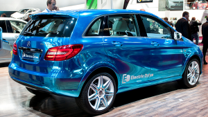 Mercedes-Benz B-klasse Electric Drive 1