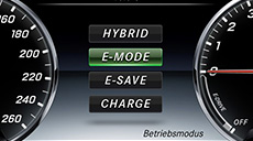 Mercedes-Benz S500e plug-in hybrid 2