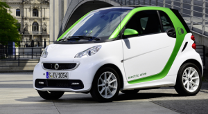 Smart fortwo electric drive 1
