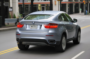 bmw x6 activehybrid 1